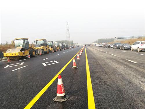 淄博人民路西延本月中旬全线贯通 部分项目同时竣工验收