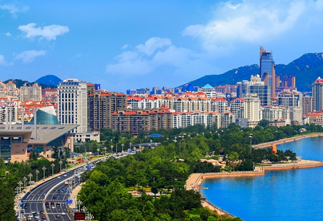 改革开放40年看威海融媒体纪行·国际人居城市篇