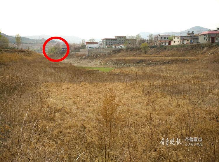 济南锦绣川水库到底涨了多少?一目了然