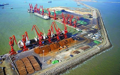 山东企业海外投资建园区,欧亚班列连通物流