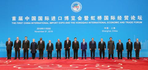 开放合作为国际经贸打通血脉