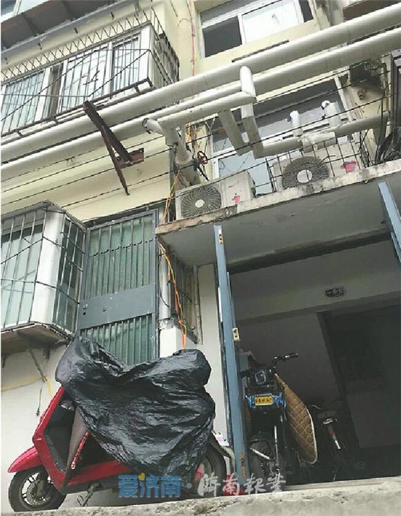 充次电不到1元 济南多社区投用电瓶车共享充电桩