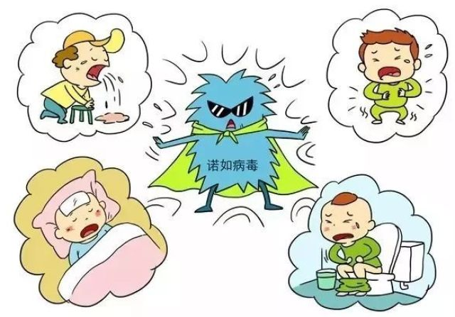 诺如病毒来了 家长请这样保护孩子们!
