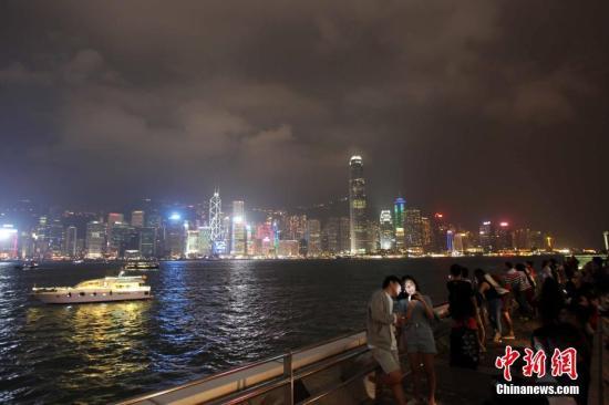 香港维港欲竖立品牌形象吸客 两岸或开放更多景点