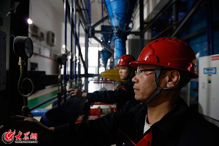15日确保室温达标 东城21台锅炉具备运行条件