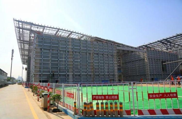"""西部会展中心明年5月底竣工,市民家门口就能逛""""展"""""""