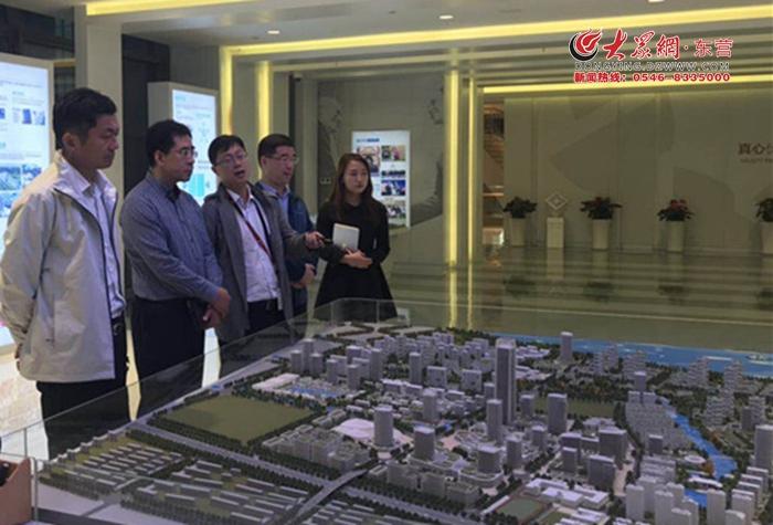 广饶县领导带队赴上海、杭州开展投资促进活动