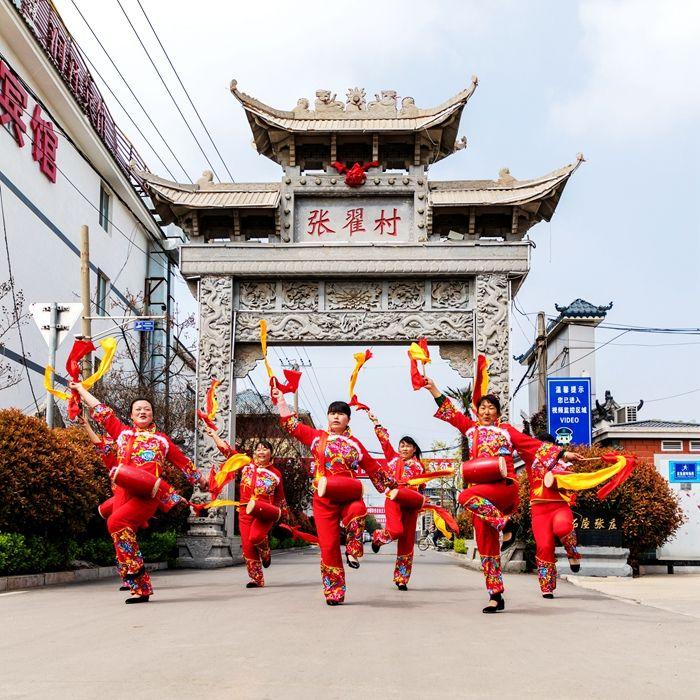 金乡:文明新风沁润村民生活