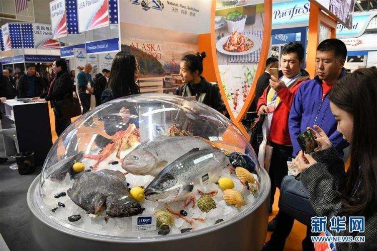 第23届中国渔博会青岛开幕