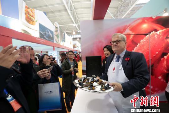 加拿大农业部长:中国对安全优质食品需求为加创造新机遇