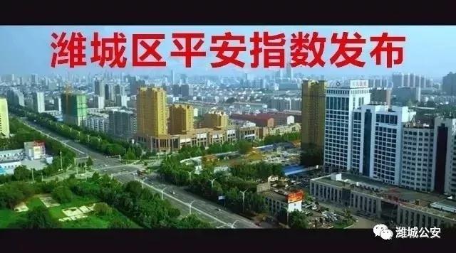 潍坊市潍城区10月份平安指数发布 刑事治安警情同比下降2.1%