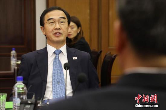 韩媒:韩朝铁路工程朝鲜境内长度确定 项目仍待协商