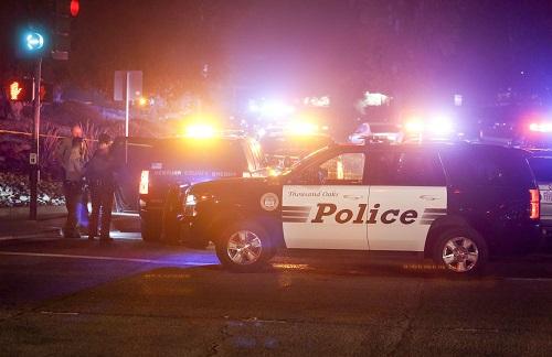 美陆战队退伍军人加州酒吧行凶:开枪随意滥杀 现场到处是血
