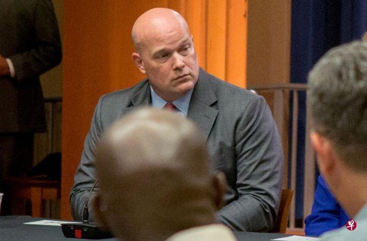 知情人士:美国代司法部长惠特克不回避涉俄调查