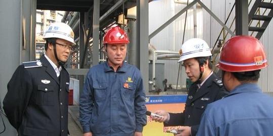 济宁市展开安全生产联合执法检查活动