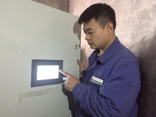 济宁东郊热电公司热调试