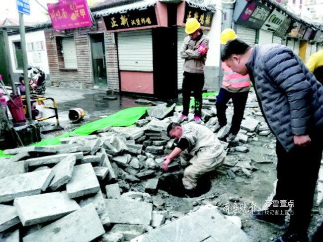 """宽厚里沾光渐红,芙蓉街封闭改造俩月后如何""""久红""""?"""