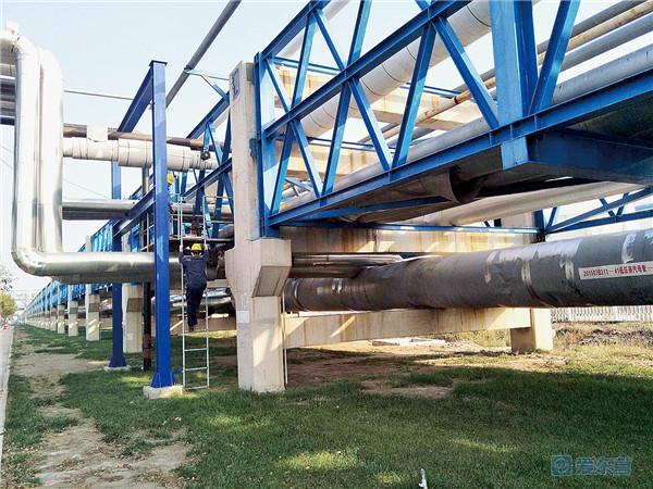 东营港经济开发区:公共管廊助力园区一体化发展
