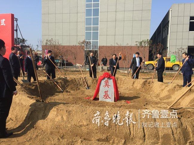 任城区10个亿元级大项目集中开工,10亿元以上5个