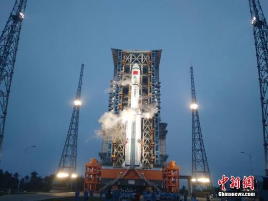 """长征火箭开启""""新长征"""" 中国进入太空能力将大幅提升"""