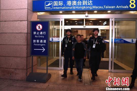 杭州警方境外缉捕3名P2P平台案嫌犯 9月来境外已捕9人