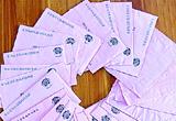 济南一大学生写下200多封信鼓励戒毒者
