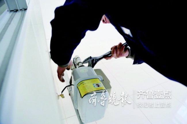 济南东部3万多户燃气表到期更换 不用再入户抄表