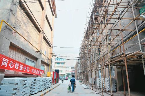 东昌府4万群众喜迁新居 已完成79个老旧小区改造