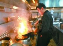 博山区餐饮行业中式烹饪职业技能竞赛举行