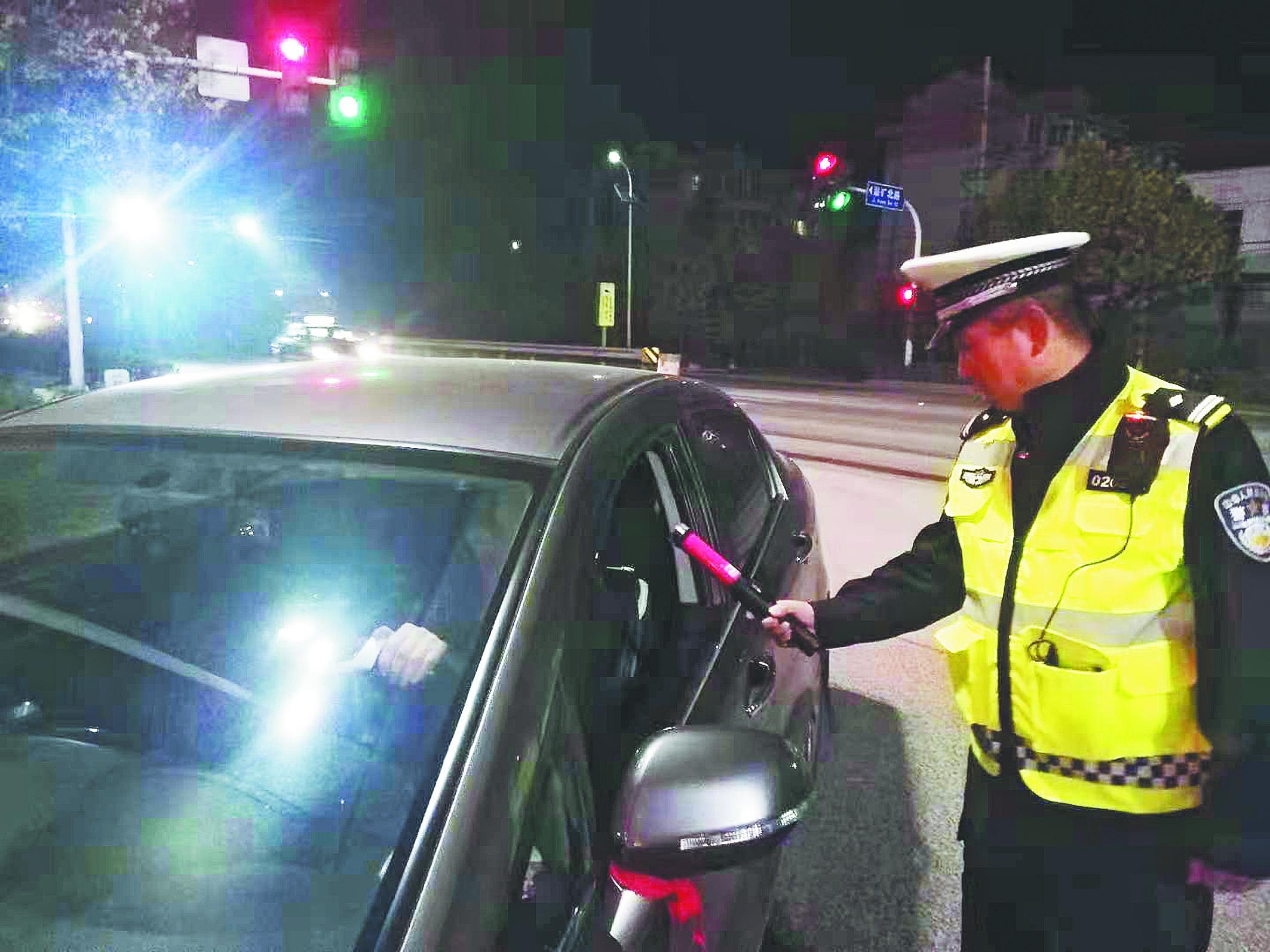 淄博冬季道路交通安全百日攻坚行动首战告捷