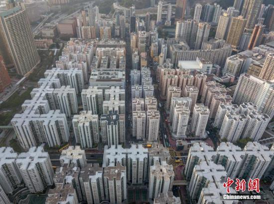 香港公屋轮候平均需等5.5年 创18年来新高