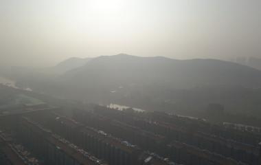 雾蒙蒙!济南发布重污染天气橙色预警