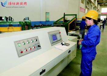 青州市聚焦聚力高端高质高效发展