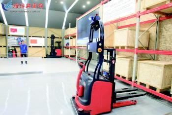 潍坊高新区创新驱动谋发展