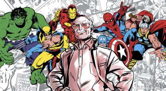 漫威之父走了留下一个宇宙 众多漫画角色出自他的手