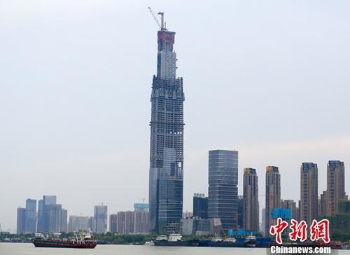 """改革开放40年:""""大武汉""""破茧成蝶"""