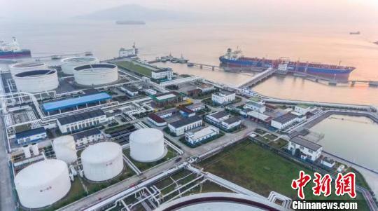 全国首单保税380CST燃料油期货业务在浙江舟山开展