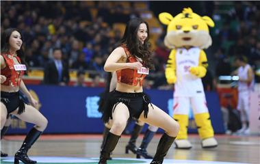 CBA最美啦啦队!揭秘山东篮球宝贝背后的故事