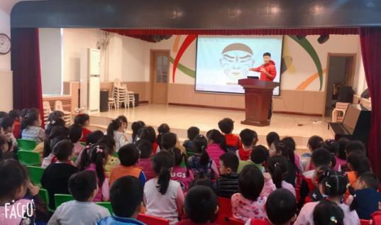 济南槐荫实验幼儿园:弘扬传统文化,促进幼儿发展