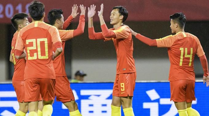 U21四国赛:刘若钒建功,中国1-0泰国获开门红