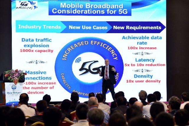 美国开始拍卖5G频谱