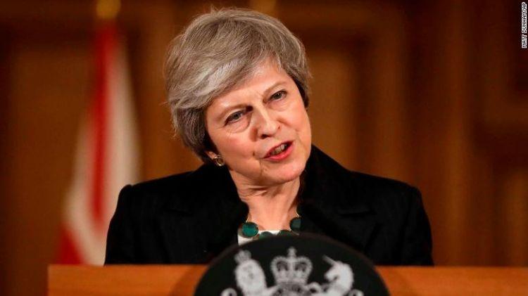 英国脱欧关键时刻内阁大臣相继辞职 分手协议成悬念