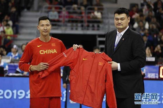 新一届中国男篮名单公布 易建联领衔山东无人入围