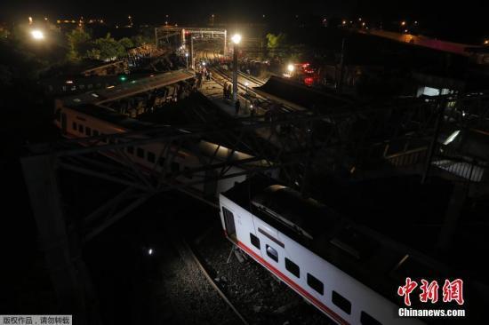 台铁列车带病运行 拟减少早晚班延长夜间维修时间