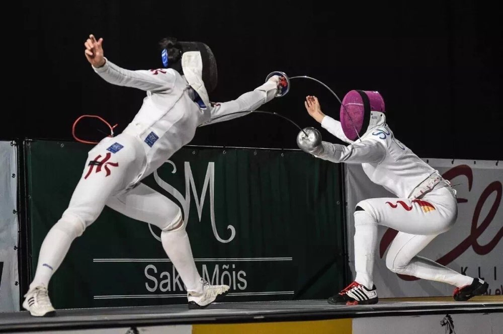 国际剑联新赛季 孙一文拿下国家队首枚奖牌