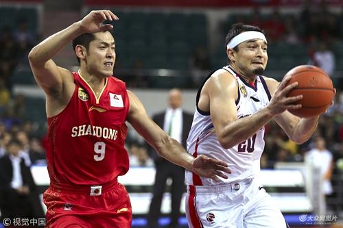半场只得29分全场得分创新低 山东男篮无缘五连胜