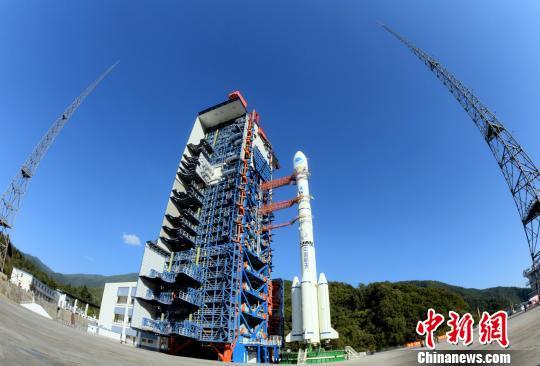 中国最新北斗双星装载新一代原子钟 助力精准定位