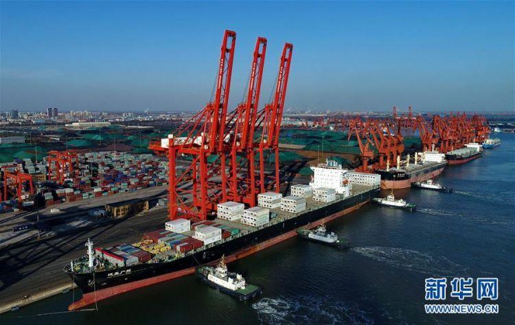 """河北集装箱""""水铁""""联运吞吐量逾19万标箱"""