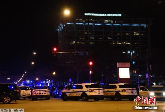 美国芝加哥枪击致4死 枪手与一受害者有亲属关系