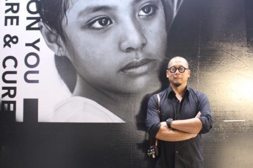 台湾65个偏远乡镇无眼科医师 展览吁关注照护难题